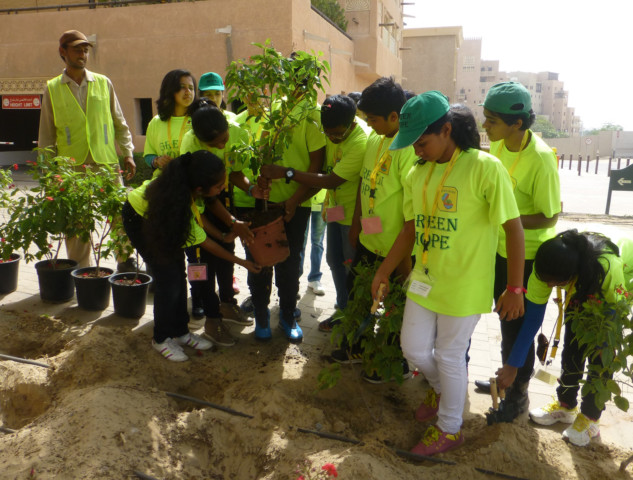Ecoconference for youth sends strong green message