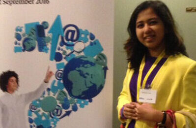 UAE-Based Indian Teen Eco Activist Spurs Hope At Kids Peace Prize Award