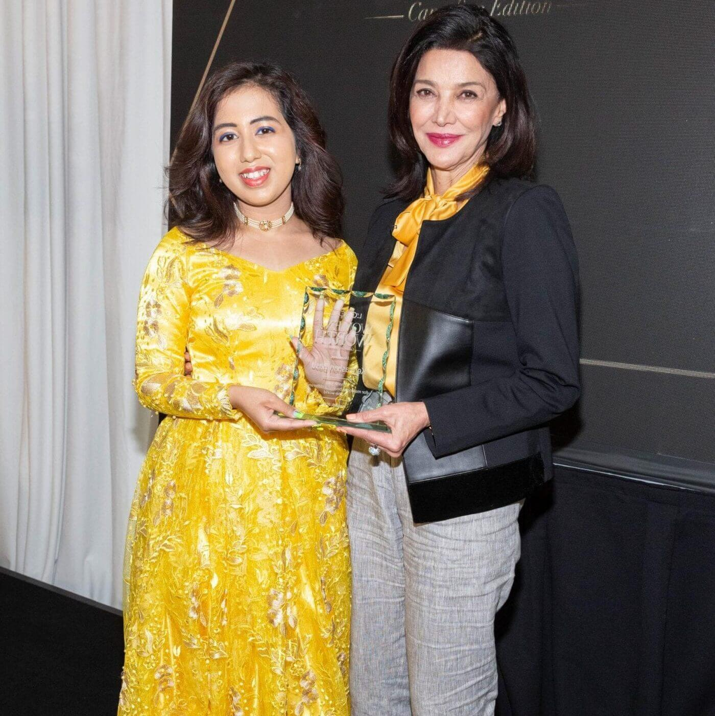 L'Oréal Paris Women of Worth Honouree