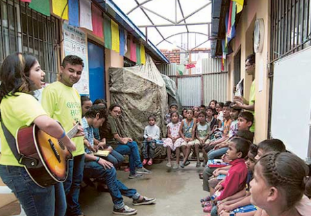 Dubai-based youth group visits Nepal